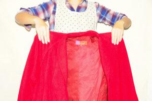 衣類別洗濯方法 コート04