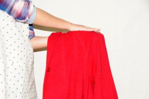 衣類別洗濯方法 コート05