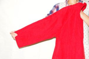 衣類別洗濯方法 コート06