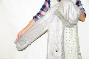 衣類別洗濯方法 ダウンジャケット06