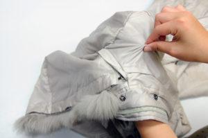 衣類別洗濯方法 ダウンジャケット10