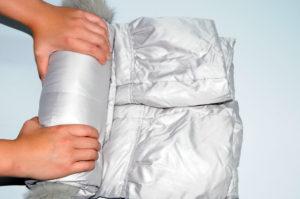 衣類別洗濯方法 ダウンジャケット11