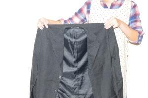 衣類別洗濯方法 スーツ04