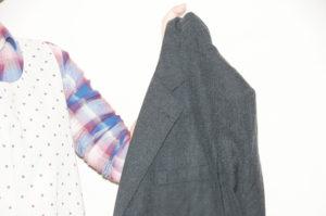 衣類別洗濯方法 スーツ07