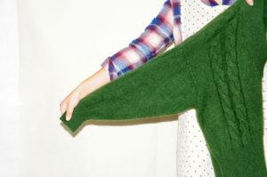 衣類別洗濯方法 セーター05