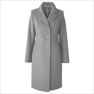 衣類別洗濯方法:コート