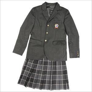 衣類別洗濯方法:学生服