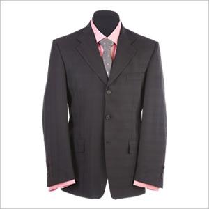 衣類別洗濯方法:スーツ