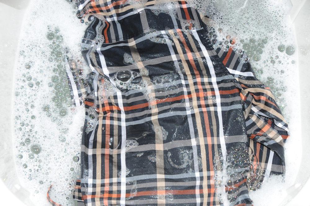 衣類別洗濯方法 ブラウス02