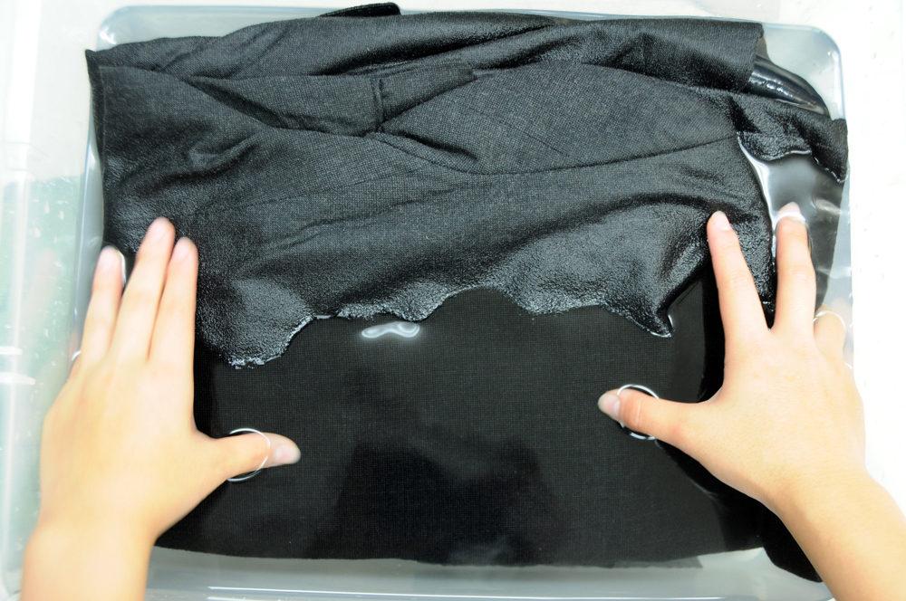衣類別洗濯方法 スーツ03