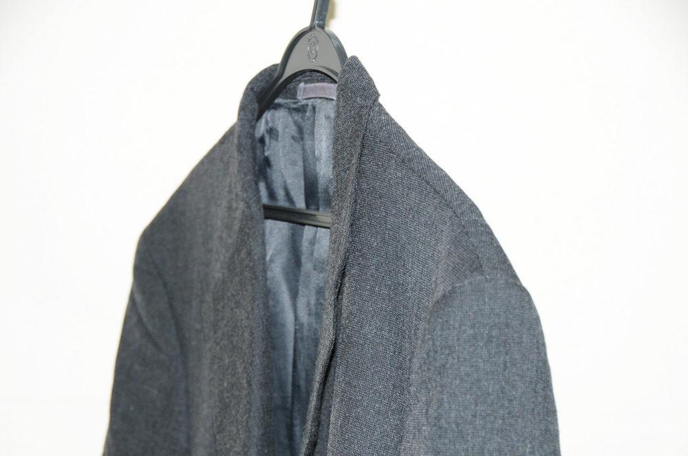 衣類別洗濯方法 スーツ12