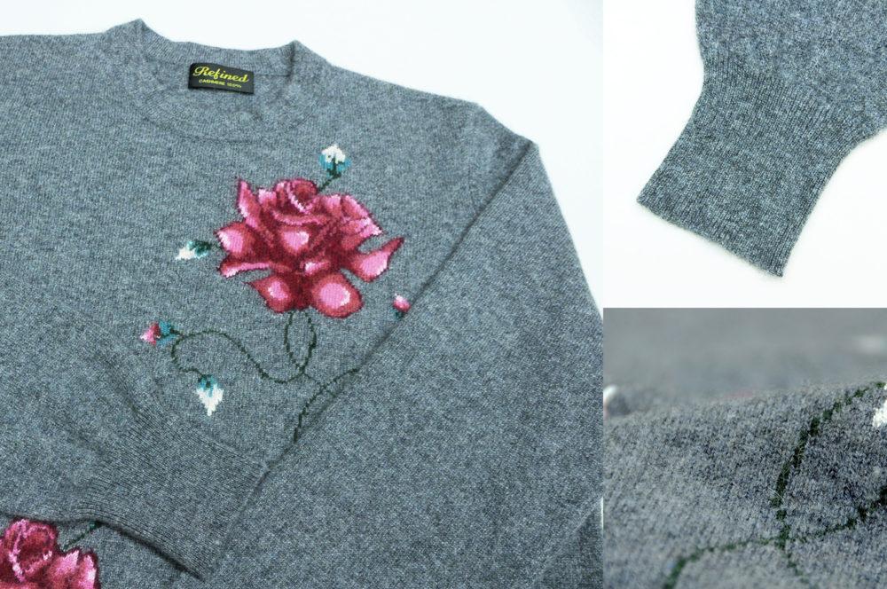 カシミヤセーターの洗い方-3