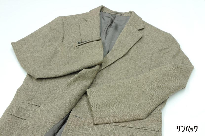 カシミヤジャケットの洗い方-1