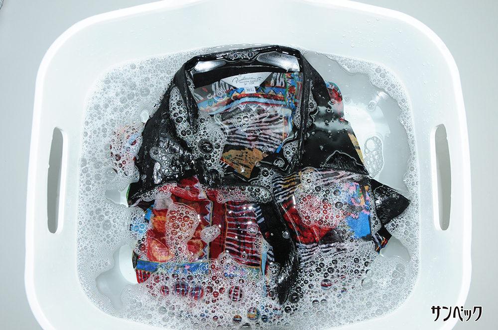 お家でできるブラウスの洗濯方法、汗染み防止、汗対策の洗い方