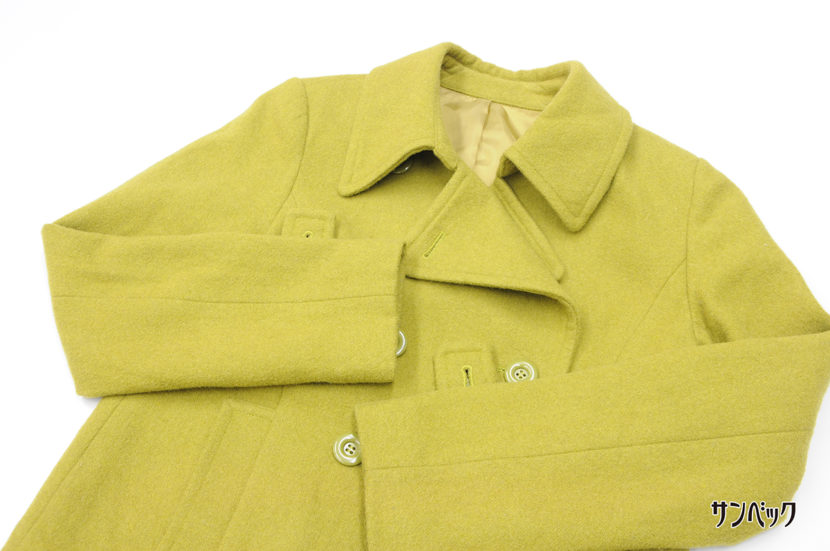 婦人上着の洗濯-1