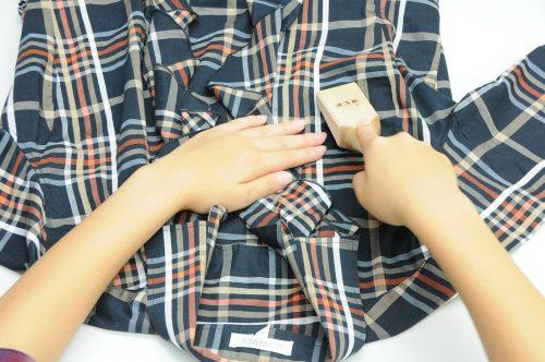 衣類別洗濯方法 ブラウス01