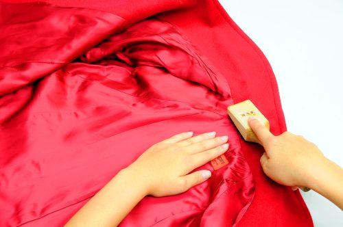 衣類別洗濯方法 コート01